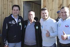 Reunião com Pastores - Fazenda Rio Grande