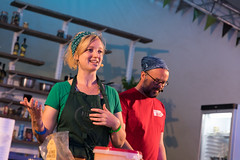 2018.08.27-Mon-AW-GB18-2723 (Greenbelt Festival Official Pictures) Tags: greenbelt aw ally boughtonhouse christianaid gb18 kettering table allywhitlock monday official