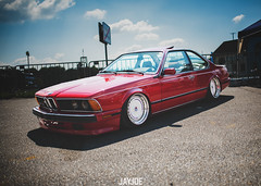 MAD MEX Tuningdays 2018 (JAYJOE.MEDIA) Tags: bmw m6 e24 low lower lowered lowlife stance stanced bagged airride static slammed wheelwhore fitment