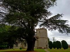 Photo of Shobdan Church and the Arches