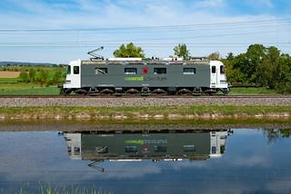 Re 620 RADVE / Erlen