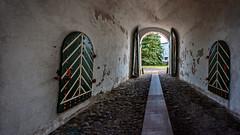 Towards the light (Kari Siren) Tags: light corridor door pärnu eesti estonia