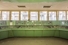 VOLTAGE (danieljakob22) Tags: kontrollraum controlroom green decaydecayphotography trespassing urbex abandoned verlasseneskraftwerk kraftwerk powerplant power abandonedpowerplant