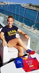 Copa de #Europa de #Triatlón Ana Mariblanca team clavería #ETUValencia élite femenina 17
