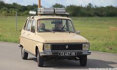 Renault 6 TL 1977 (XBXG) Tags: cx467xn renault 6 tl 1977 renault6 r6 resix base aérienne chambleybussières chambley bussières hagéville 54 meurtheetmoselle meurthe et moselle lorraine lotharingen lothringen loutrengen grandest grand est france frankrijk vintage old classic french car auto automobile voiture ancienne française vehicle outdoor