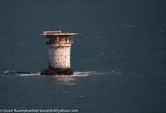 Mile Rock Lighthouse 9-2018 (daver6sf@yahoo.com) Tags: 20180915 dra landends ocbe oeanbeach lighthouse milerock pacificocean