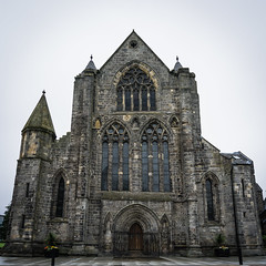 Paisley Abbey 2018-4 (henderson231280) Tags: paisley abbey cathedral church stone architecture old ancient religion gargoyle river scotland