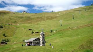 Day 12 • Col Raiser Chapel