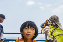 BM7Q3502.jpg (Idiot frog) Tags: girl child travel kid cute boy aquarium japan okinawa