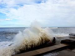 Sunny Scarborough 22/09/18 (nikola swann) Tags: waves sun sea sky scarborough northeastcoast coast yorkshire