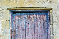 Air holes! (dreamincontrast) Tags: dreamincontrast dreamincontrastportfolio dream contrast scotland uk aberdeenshire winter 2018 buchan beach find elgin paint weathered chipped textured
