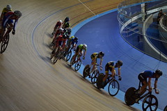 DSC_0285 (sdwilliams) Tags: derby arena derbyarena national youth omnium nationalyouthomnium cycling cyclists racing track keirin indoor