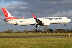 TC-JYL_06 (GH@BHD) Tags: tcjyl boeing 737 739 737900 boeing7379f2 turkishairlines tk thy dub eidw dublinairport dublininternationalairport dublin airliner aircraft aviation