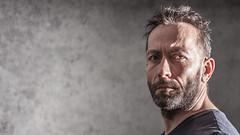Self (#Weybridge Photographer) Tags: adobe lightroom canon eos dslr slr 5d mk ii mkii self selfie portrait man studio