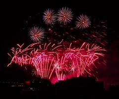 Edinburgh Festival Fireworks 2018 (captures.in.time) Tags: fireworks edinburgh festival fringe travel wonderlust visitscotland scotland edinburghcastle castle celebration