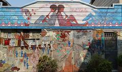 murals (raffaele pagani) Tags: sanfranciscomuralarts murals paintings streetart balmyalley mission missiondistrict sanfrancisco california unitedstates canon