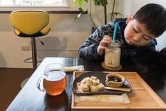 Cofoku Cafe 3 (camike) Tags: 24120mmf4gvr d750 japan cafe chairs dessert drinks tea 晞