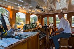 Piet Hein - Stuurhut (Hans van Bockel) Tags: 1680mm boot d7200 deventer hein jacht koninklijk nikkor nikon piet schip stuurhut varen salon juliana bernhard interieur restauratie gerestaureerd