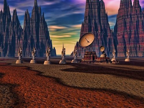 Settlement Project Star Xenon