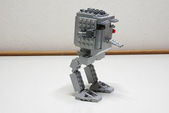 AT-ST: Right-Front (Evrant) Tags: lego star wars custom st atst walker empire imperial moc
