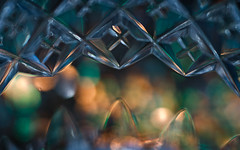 Glass - Crystal Study 5 (Anne Worner) Tags: anneworner d7000 lensbaby nikon velvet56 abstract bokeh closeup crystal cutcrystal f20 handcut macro manualfocus manualfocuslens reflection refraction shallowdof 114 macromondays glass