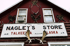 Nagley's Store (m01229) Tags: alaska general price window shop background icon nothernexposure modern talkeetna grocery sale design local business architecture generalmerchandise supermarket retail company market building nagelysstore shopping old moose purchase industry economy symbol vector merchandise foodstore setting iconic commerce food convenience store open job commercial brand front signage sign illustration retailer buy