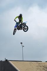 18-09_T2CF1509 (Jacek P.) Tags: motorcycle motor motocykl skok jump kraków krakow poland