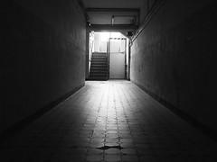 Im Keller, tief in Essen (marcusgeue) Tags: olympus pen ep5 17mm 1 8 blackanwhite schwarzweiss nocolour micro4third nrw ruhrpott