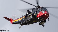 Belgian Agusta-Westland Mk.48 Seaking (Caspar Smit) Tags: seaking rs05 agusta westland agustawestland helicopter army airforce airshow nikon d7000