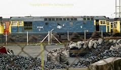Falkland 27004 12jul86 a336 (Ernies Railway Archive) Tags: ayr falklandyard gswr lms scotrail