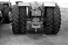 untitled (Adventures in film) Tags: 35mm film analogue analog foma fomapan fomapan100 kodak retina kodakretinaib caffenol caffenolch tractor teesside saltburn cleveland