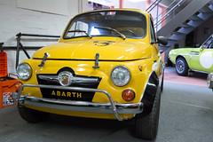 3R6A7279 (niels.dhooghe) Tags: abarth works lier guymoerenhout classicvehicleclubzeeuwsvlaanderen oldtimers fiat lada rallye abart