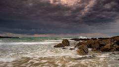 Porth Nobla (Mark Palombella Hart) Tags: sea sunset seascape atmospheric wales anglesey photography photographer photooftheday potd photo