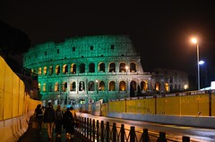 silent witness | Colosseum (eyenamic) Tags: colosseum rome italy nightphotography architecture monument nikon d5100