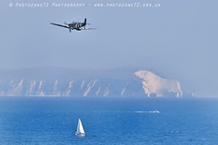 2997 AB910 Isle of Wight Andy P (photozone72) Tags: bournemouth airshows aircraft airshow aviation canon canon7dmk2 canon100400f4556lii 7dmk2 bbmf raf warbirds wwii rafbbmf spitfire ab910