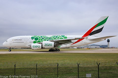 A6-EEZ - 2014 build Airbus A380-861, Emirates Expo 2020 logojet departing from Manchester (egcc) Tags: 158 a380 a380861 a388 a6eez airbus dubai egcc ek emirates expo2020 lightroom man manchester ringway superjumbo uae logojet