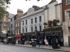 The Tam O' Shanter, Charing Cross Road (looper23) Tags: london august 2018 charing cross road pub closed tam shanter