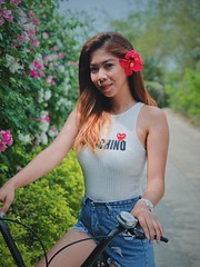 (Aljay Belleza) Tags: like favorite fave follow iphone iphone8plus love travel sunny sun garden pink art floral flowers summer photography asia philippines