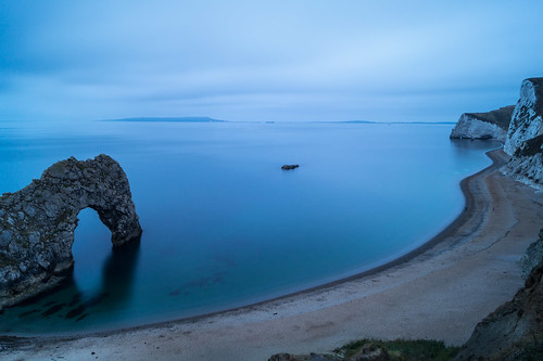 Durdle Door at Dawn (III)