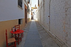 Streets of Cordoba, Spain (nikidel) Tags: cordoba spain streets sights white roman cathederal mosque arab muslim christian city mauritanian whitecity tourism europe