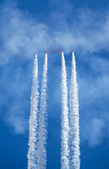 DSC04930 (Brian Wadie Photographer) Tags: twister arrows parachute wingwalkers