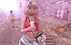♡ Feels Like Home ♡ (Lili [My Fashionista Heart]) Tags: okkbye lotus tentacio bubble adores ascendant mudskin unicult thearcade tlc fameshed cubiccherry cae junkfood labaguette kawaii cute secondlife liliandrabaxter gachas events rare