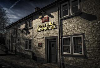 Nostalgia, Rock n roll pub. Wigan.