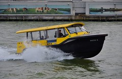 Watertaxi (Hugo Sluimer) Tags: portofrotterdam port haven rotterdam zuidholland holland nlrtm onzehaven watertaxi
