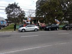 12/09/18 - Recepção com carreata em Rio Grande