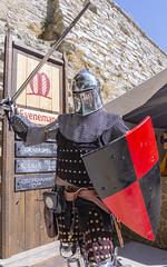 Robin Karsinger (chrisbradley308) Tags: medeltidsveckan knight medieval visby gotland sweden people