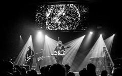 Jane Weaver @  Manchester Ritz 30.11.17 (eskayfoto) Tags: panasonic lumix lx3 gig music concert live band stage tour manchester lightroom manchesterritz ritz theritz janeweaver jane weaver p1640788editlr p1640788 monochrome mono bw blackandwhite