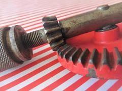 Cogwheel (Hannelore_B) Tags: zahnrad cogwheel macromondays