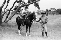 Sr Pedro e seu cavalo (Xícara) Tags: horse
