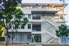 // TARUC_SE Block // (tomsweisiong) Tags: photograpghy photography picture 2018 asia image images imaging outdoor outside exposure experiment exterior hdr highdynamicrange building photo tree green sun sunset sunshine kualalumpur kuala lumpur malaysia taruc sky cloud clouds project